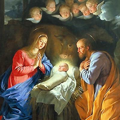 Immagini Santo Natale.Comunicato Numero 144 Il Santo Giorno Di Natale