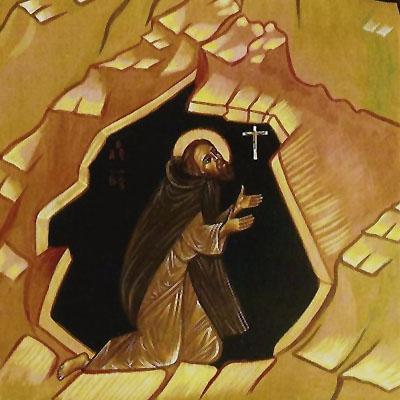 Risultato immagini per sant'antonio del deserto